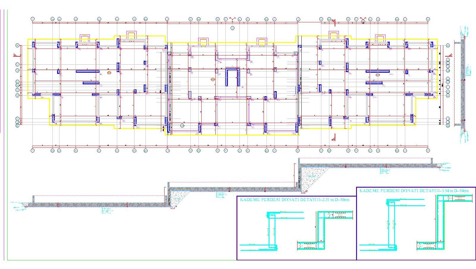 statik-proje-kademeli-ve-birlesik-temel-kesit-ve-detaylar