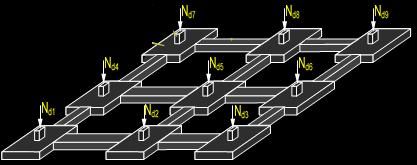 tekil temellerin bağ kirişlerle bağlanışı ve uygulama şekli